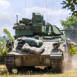 Five Executives in Military Ground Vehicle GovCon