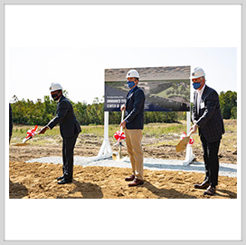 Huntington Ingalls Breaks Ground for Unmanned Systems Center of Excellence