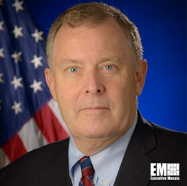 James Morhard, Deputy Administrator at NASA