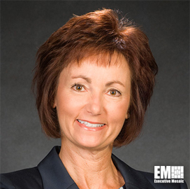 Shelley Lavender, SVP for Strike, Surveillance and Mobility at Boeing Defense, Space & Security