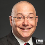 Steve Mensh, Textron's VP, GM for Electronic Systems, Geospatial Solutions