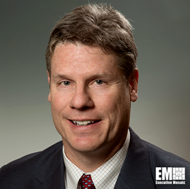 Terry Crimmins, BAE's President of Electronic Systems