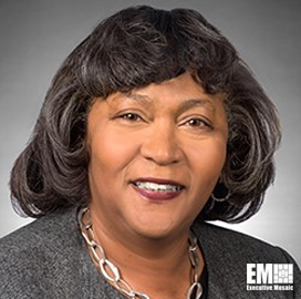 Yvonne Hodge, Lockheed's SVP of Enterprise Business Transformation