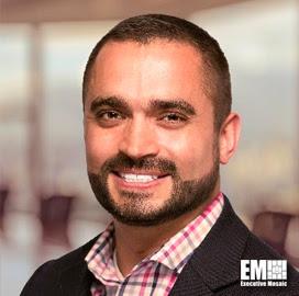 Aaron Burciaga Joins ECS as Senior Director of AI, Analytics