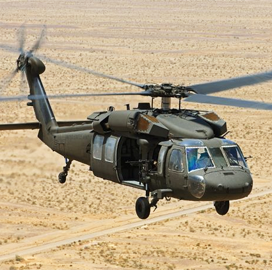 Army to Make 3D-Printed Version of Black Hawk Helicopter