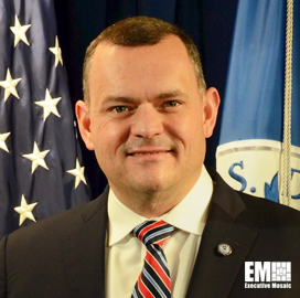Chris Vaughan, FEMA's Geospatial Information Officer