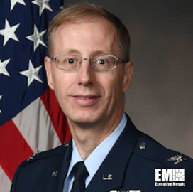 Col. Paul E. Henderson, Vice Commander at Air Force Research Laboratory