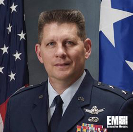 David Thompson Becomes Space Force's First Vice Chief of Space Operations