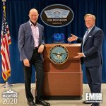 DoD's Michael Conlin Receives First Wash100 Award From Executive Mosaic