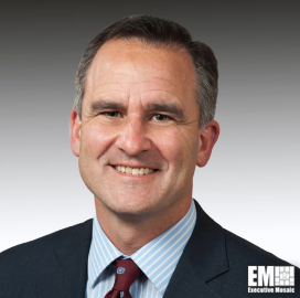 Frank Ruggiero, SVP for Government Relations at BAE Systems
