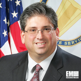 Gary Blohm, Army Geospatial Center Director