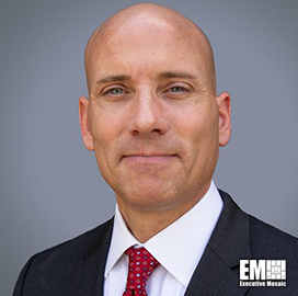 John Boyle, ManTech's SVP, Chief Growth Officer