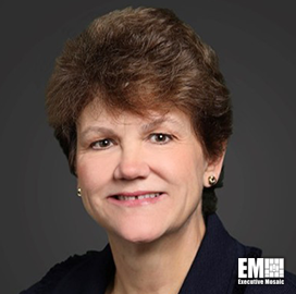Laura Frank, Lockheed's VP for Strategy and Business, Training and Logistics Solutions
