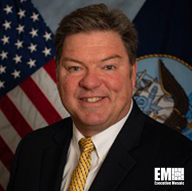 Mike Galbraith, Navy's Chief Digital Innovation Officer
