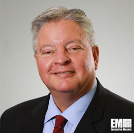 Ronnie Chronister, Dynetics' SVP for Business Operations, Government Relations