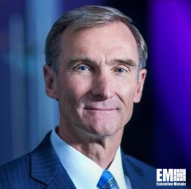 Cancer Foundation Honors Leidos Chief Executive