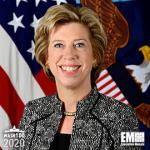 Ellen Lord: Defense Industry Can Stay Open Despite Rising Coronavirus Cases