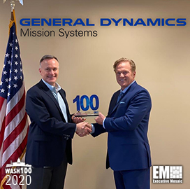 GDMS President Chris Brady Wins First Wash100 Award