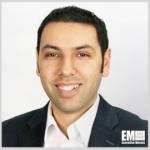 Rajat Sharma, Director for 5G & Digital Transformation at Verizon