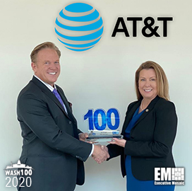 AT&T's Jill Singer Receives Fifth Wash100 From Executive Mosaic