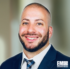 Andrew Candreva, VP for Health Solutions at SBG Technology Solutions
