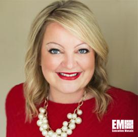 Elizabeth Ahrens, VP for Federal Health at NetImpact Strategies