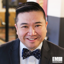 Evan Lee, VP for Strategy and Modernization at ICF