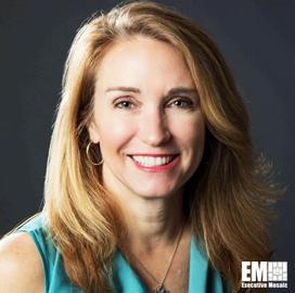 Jennifer Jensen, Draper's VP for National Security and Space Programs