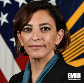 Katie Arrington: DoD to Soon Announce 'Pathfinder' Contracts for CMMC