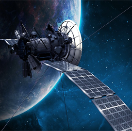 Katie Arrington Teases DOD's 'Trusted Capital Marketplace' for Satellite Industry