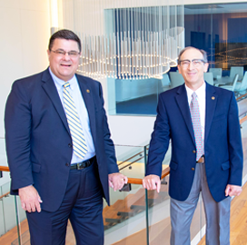 LMI's Steven Holland, Alex Barenblitt Assume NPMA Leadership Positions