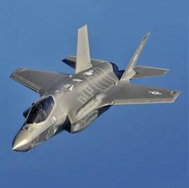 Lockheed Lands Three F-35 Contracts Worth $1.4B