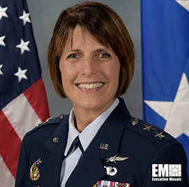 Maj. Gen. Kimberly Crider: Future Domain Operations to Depend on Space-Based Capabilities