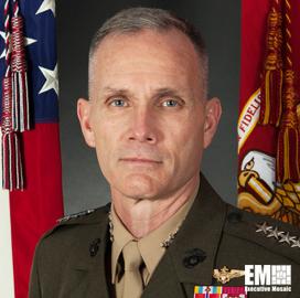 NPS Makes Marine Corps Better Warfighting Organization, Gen. Gary Thomas Says