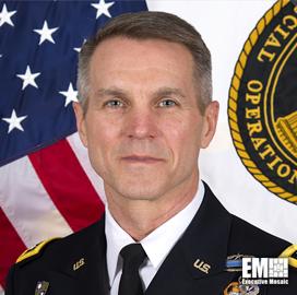 SOCOM to Test New AI Applications in Warfare, General Clarke Says
