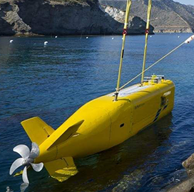 US Navy Seeking Proposals for Large Displacement Unmanned Underwater Vehicle Program