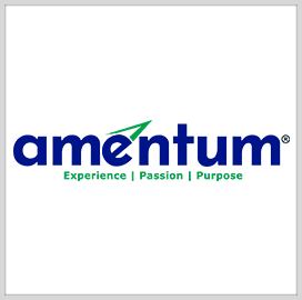 Amentum Recognized as Number One Military Friendly Company