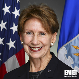 Barbara Barrett, Air Force Secretary