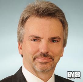 Blake Larson, Northrop VP,  Space Systems President