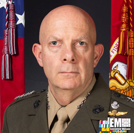 David Berger, Marine Corps Commandant