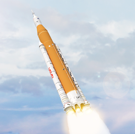 Five Executives in Space Launch GovCon
