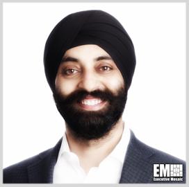 Gurpreet Singh, Pavilion Data CEO