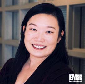 Katie Qian, Northrop's Director of Air Force Programs