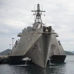 Navy Strike Team Works to Make Littoral Combat Ships More Self-Sufficient