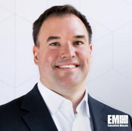 Dave West, ECS' VP of Corporate Development