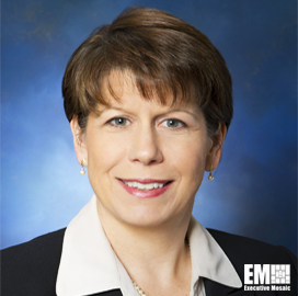 Leslie Nicholls, FEMP Program Director at the Department of Energy