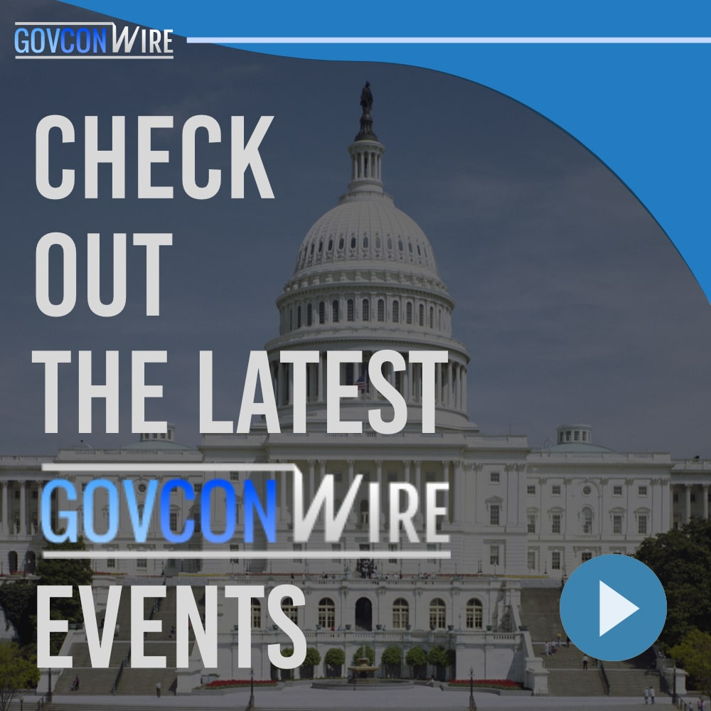 Checkout the latest Govconwire events