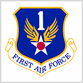 First Air Force to Serve as US Space Command Air Component