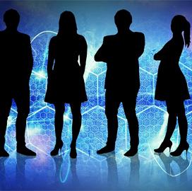 Five DOJ Business Area Executives in GovCon