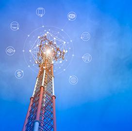 Five Executives in Federal Telecom GovCon